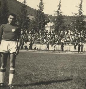 1961. Verbania - Auxilium Torino  stadio dei Pini di Verbania